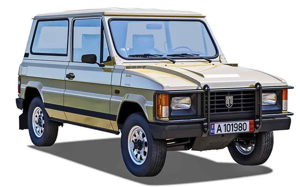 Dacia Aro - Dacia Duster