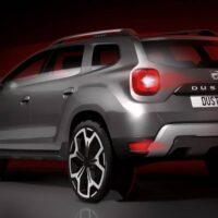 Dacia Duster 2- szkic 3
