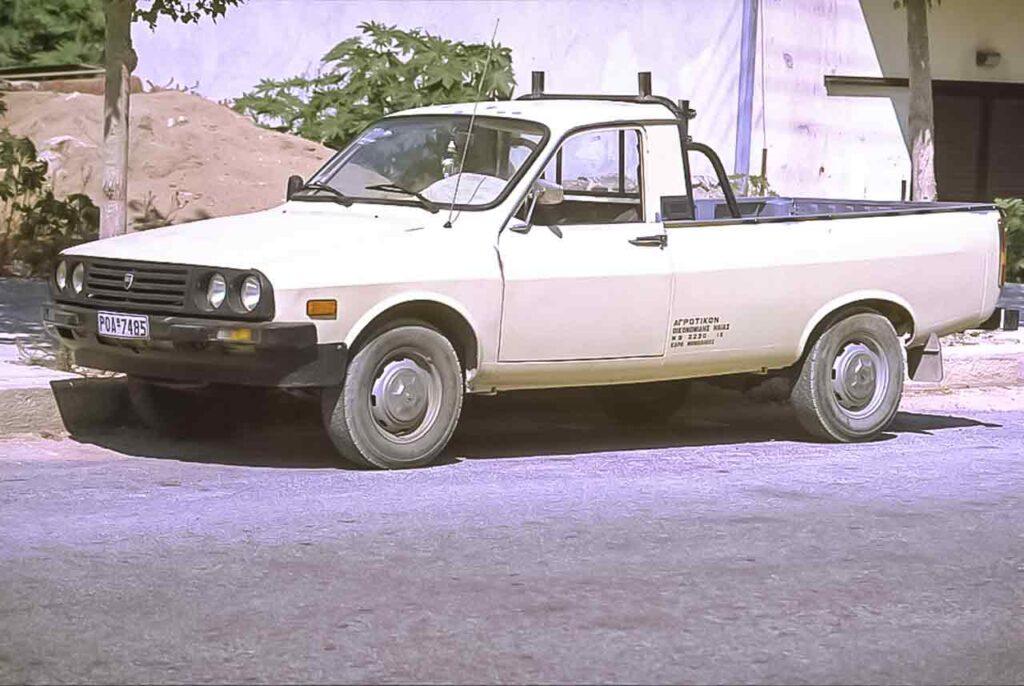 Dacia Pickup