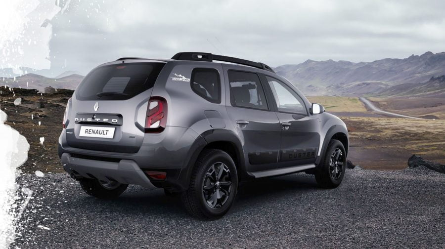 Renault Duster Adventure