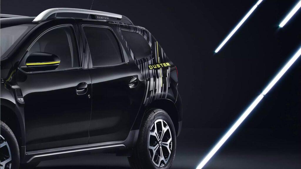 Dacia Duster Black Collector wwyjątkowym wydaniu