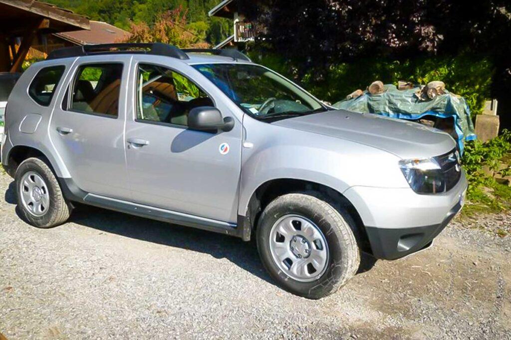 Dacia Duster - edycja ESF