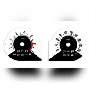 Nakładka na tarcze zegarów - DD1
