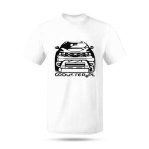 T-shirt Go! Duster