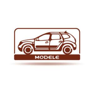 Miniatury Dacia Duster