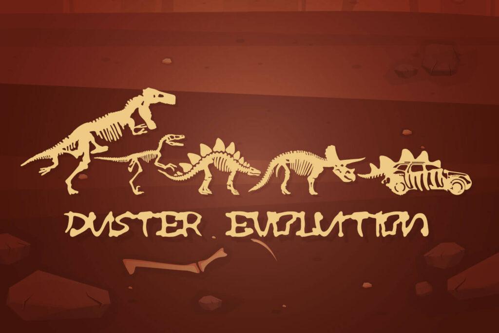 Ewolucja Dustera według Dusterologów